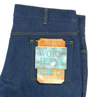 "DEAD STOCK ""SADDLE KING / WORK JEAN by KEY"""