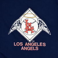 "USED ""80'S LOS ANGELS ANGELS"" T-shirt"
