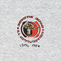 "USED ""BEASTIE BOYS / ILL COMMUNICATION"" LOCAL CREW T-shirt"