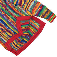 """USED 90'S """"COOGI"""" PATTERN KNIT"""