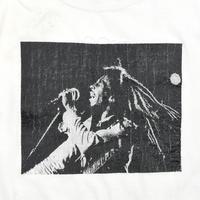 "USED ""BOB MARLEY"" T-shirt"