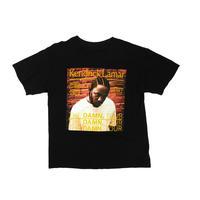"""USED """"KENDRICK LAMAR / THE DAMN TOUR 2017"""" T-shirt"""