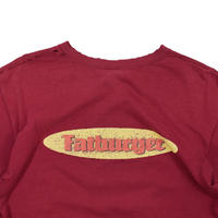 "USED 90'S ""FATBURGER"" T-shirt"