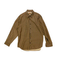 "USED ""MICHAEL KORS"" L/S COTTON SILK SHIRT"