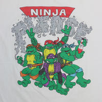 "USED ""NINJA PLEASE"" T-shirt"