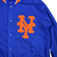"USED ""NEW YORK METS"" SUPER LIGHT BASEBALL JACKET"