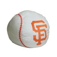 USED SAN FRANCISCO GIANTS BALL CUSHION