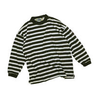 "USED ""90'S GOTCHA"" STRIPE L/S T-shirt"