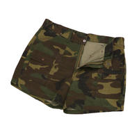 USED CAMOUFLAGE BOY SCOUT SHORT PANTS