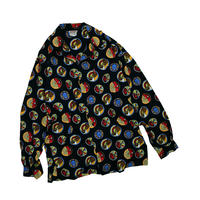 "USED ""PLATINUM FUBU / FAT ALBERT"" SHIRT"