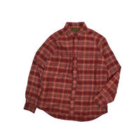 "USED ""TIMBERLAND"" PLAID SHIRT"
