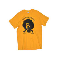 "USED ""JIMI HENDRIX"" WORLD TOUR T-shirt"