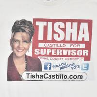 "USED ""TISHA CASTILLO"" T-SHIRT"