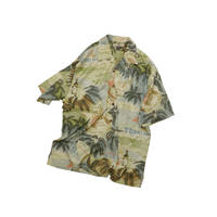 "USED ""TOMMY BAHAMA"" ALOHA SHIRT"