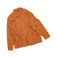 USED LONG SLEEVE CUBA SHIRT
