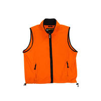 "USED EDDIE BAUER ""EBTEK"" FLEECE VEST"