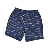 "USED ""L.L.BEAN"" STRETCH SWIM TRUNKS"