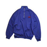 "USED ""80'S ADIDAS"" HALF ZIP SWEAT"