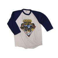 1984 JACKSONS TOUR RAGLAN SLEEVE Tshirts