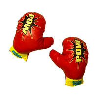 "ACTION SPORT ""POW"" TOY BOXING GLOVES"