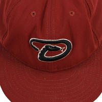 "USED ""NEW ERA / ARIZONA DIAMONDBACKS"" OFFICIAL ON-FIELD CAP"