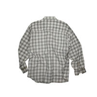 "USED ""SUBURBAN"" COTTON PLAID SHIRT"