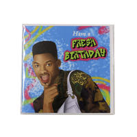FRESH PRINCE BIRTHDAY CARD