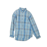 "USED ""OLD GAP"" COTTON CHECK SHIRT"