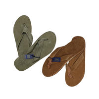 "POLO RALPH LAUREN ""LEATHER SANDAL"""