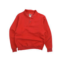 """USED """"FRUIT OF THE LOOM"""" POLO SWEAT"""