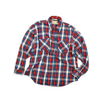 "USED ""80'S ST.JOHN'S BAY / BIG MAC"" FLANNEL SHIRT"