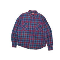 "USED ""ARIZONA JEAN CO"" CHECK SHIRT"