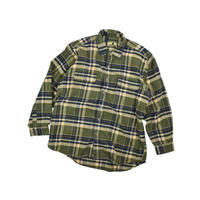 "USED ""FIELD&STREAM"" PLAID SHIRT"