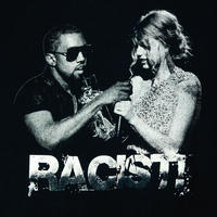 "USED ""RACIST!"" T-shirt"