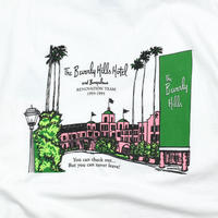 """USED 90'S""""THE BEVERLY HILLS HOTEL"""" T-shirt"""