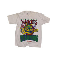 VINTAGE 1996 WORLD SERIES NY YANKEES Tshirts