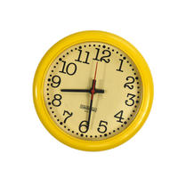 "USED ""INTERDESIGN"" CLOCK"