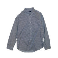 GAP PATTERN L/S SHIRT