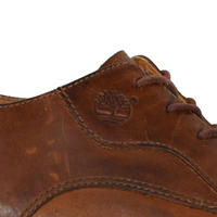 """USED """"TIMBERLAND WATERPROOF ACT"""" LEATHER SHOES"""
