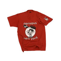 NERVOUS RECORDS USED Tshirts