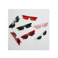 VINTAGE STYLE CAT'S EYE SHADES