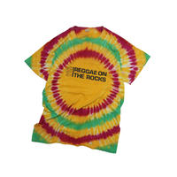 "USED ""REGGAE ON THE ROCK"" T-shirt"