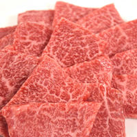 [冷凍] 伊良湖黒牛。赤身焼肉