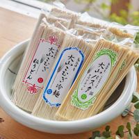 鳥取県産大山こむぎ 麺アソートA