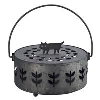 蚊遣り箱 猫