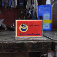 """Soul Organ Bogaloo 4 track cassette tape """"I DON'T KNOW e.p."""""""