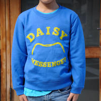 DAISY MESSENGER SWEAT SHIRT KIDS
