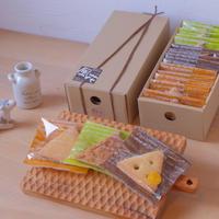 チーズケーキ工房カフェ風花 クッキーアソートボックス(15枚入)