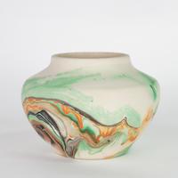Nemadji Pottery Vintage Vase 06