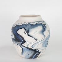 Nemadji Pottery Vintage Vase 02